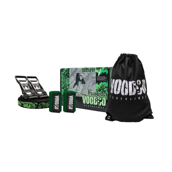 Voodoo 100-feet Fearless Trickline Kit