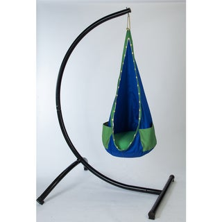 b4Adventure Blue Polyester Ultimate Hanging Sky Chair
