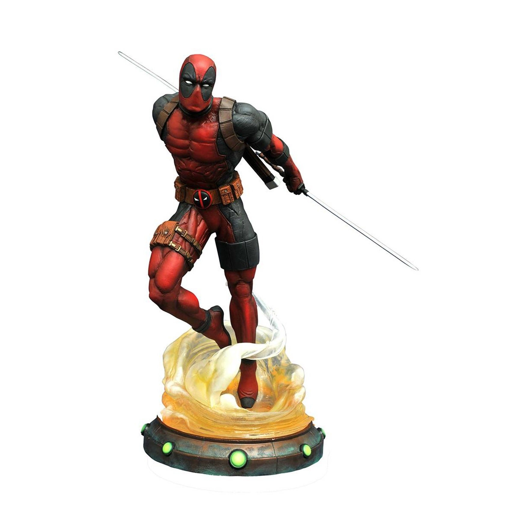 Diamond Select Toys LLC Marvel Gallery Deadpool PVC Figur...