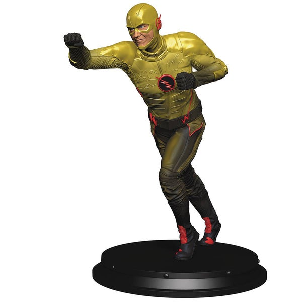 Icon Heroes The Flash Resin TV Reverse Flash Statue Paperweight