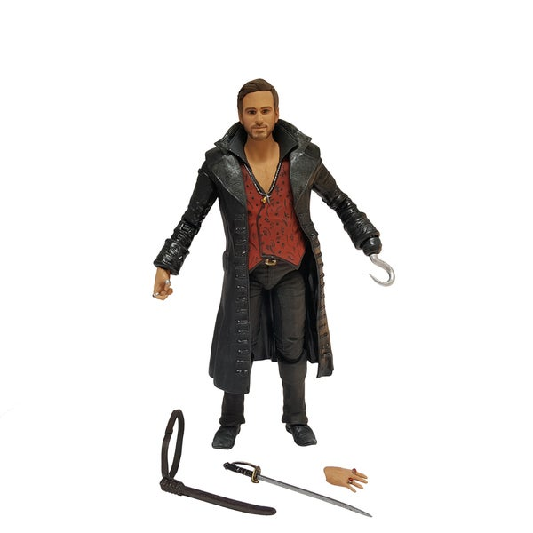 Icon Heroes 'Once Upon A Time' Hook PX Action Figure