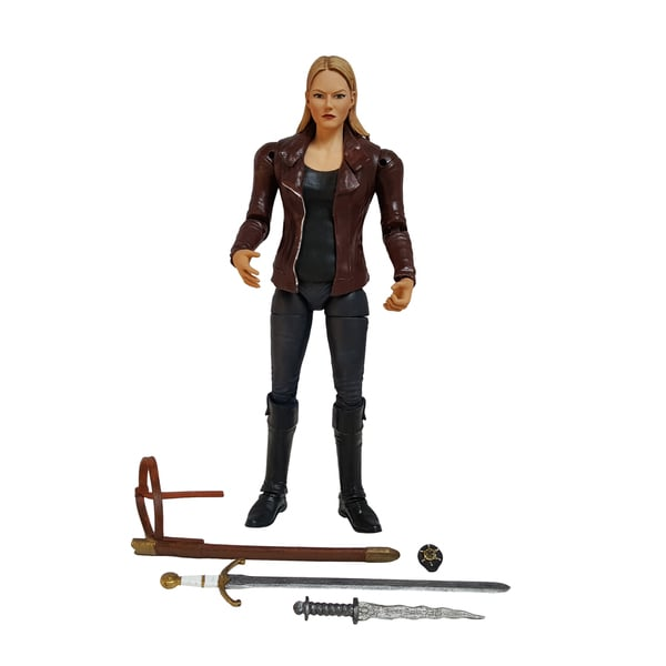Icon Heros 'Once Upon A Time' Emma Swan Action Figure