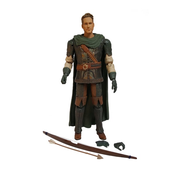 Icon Heroes 'Once Upon A Time' Robin Hood Px Action Figure
