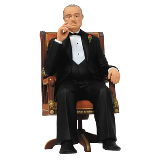 Movie Icons The Godfather Vito Corleone 7-inch Action Figure