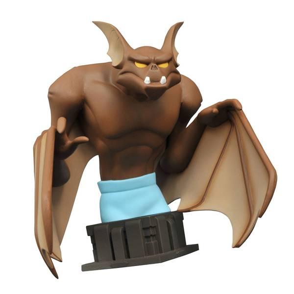 Diamond Select Toys LLC Batman Animated Series Resin Man-Bat Bust