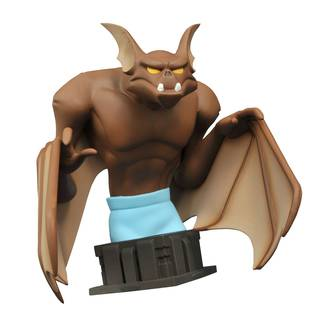Diamond Select Toys LLC Batman Animated Series Resin Man-Bat Bust