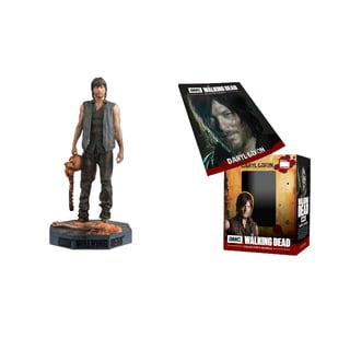 'The Walking Dead' Daryl Dixon with Zombie Bowling Ball Collectible Figurine