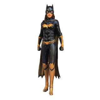 Icon Heroes Batman Arkham Knight Batgirl Statue Paperweight