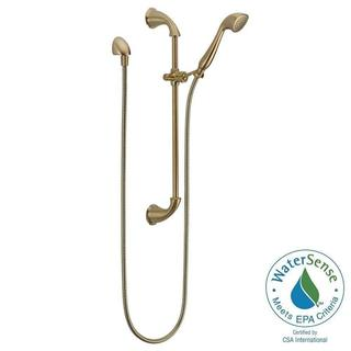 Delta Addison 1-Spray Slide Bar Hand Shower in Champagne Bronze 59210-CZ