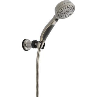 Delta 9-Spray ActivTouch Adjustable Wall Mount Hand Shower in Stainless 55424-SS