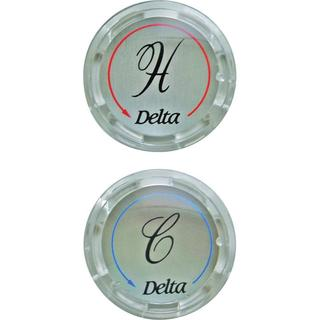 Delta Clear Handle Button Set RP19659