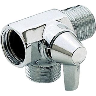 Delta Shower Arm Diverter for Handshower in Chrome U4922-PK