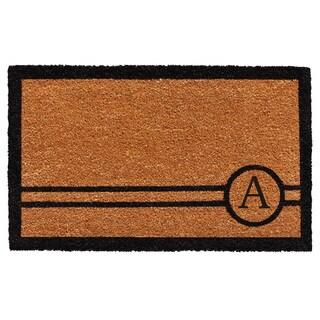 Chelsea Monogram Doormat (2' x 3')