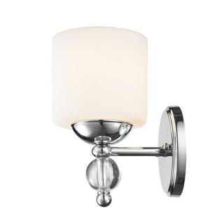 Laurel Designs Genova Chrome 1-light Bath Vanity