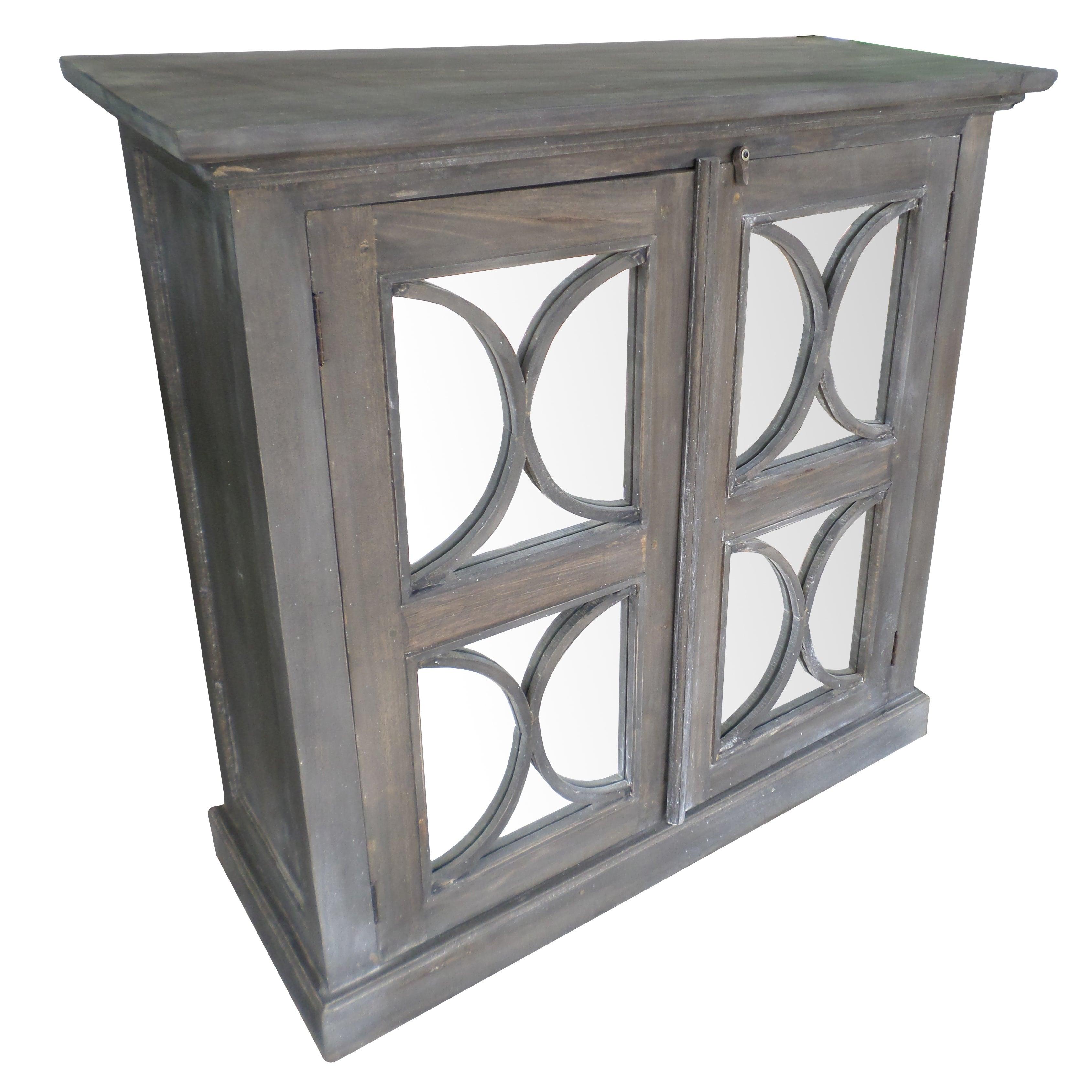 Walnut Wood 39-inch x 16-inch x 39-inch Cabinet (39X16X39...