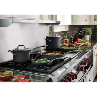 Calphalon Signature Nonstick 8-Piece Cookware Set