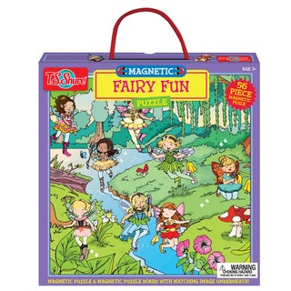 T.S. Shure Fairy Fun Magnetic Puzzle