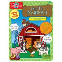 T.S. Shure Go to Market Magnetic Game Tin