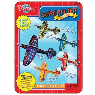 T.S. Shure Superfliers Activity Tin
