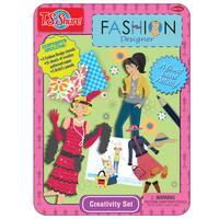 T.S. Shure Fashion Designer Creative Tin