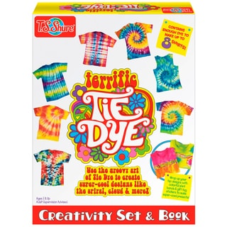 Terrific Tie Dye Creativity Set and Book