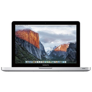 Apple Macbook Pro 13.3-inch 500GB Intel Core i5 Dual-Core Laptop - Silver