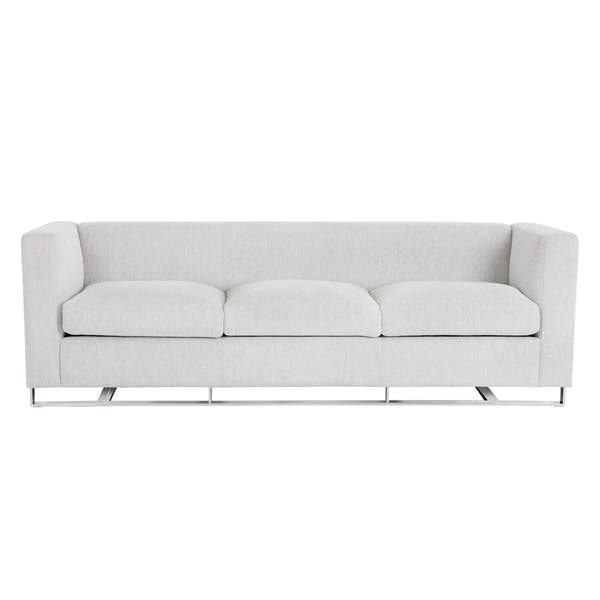white contemporary sofa – poar.online