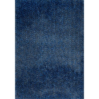 Hand-tufted London Textured Shag Rug (2'3 x 3'9)