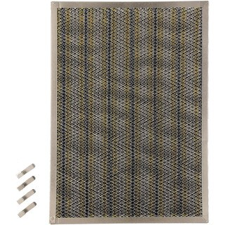 Broan-NuTone, LLC Non-Ducted Filters for 30 In. Evolution Series Range Hoods (2-pack)