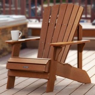 Adirondack Brown Chair