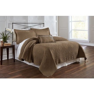 Suzi Cafe Au Lait Boudoir Cotton Sham