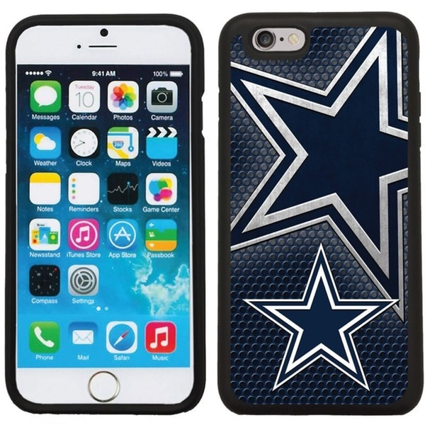 NFL Licensed Dallas Cowboys Polycarbonate/Silicone Case for Apple iPhone 6/6s