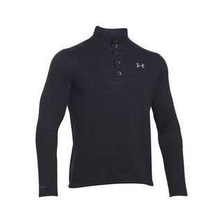 Under Armour Specialist Black/Steel Storm Men's Sweater