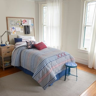 Frank and Lulu Stripes Yo 3-Piece Comforter Set