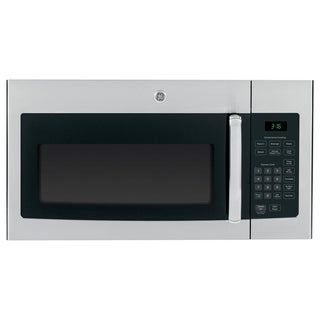 GE JVM3160RFSS 1.6 Cu. Ft. Stainless Steel Over-the-Range Microwave Oven