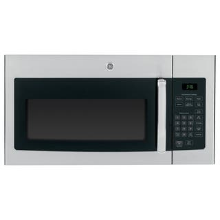 GE JVM3160RFSS 1.6 Cu. Ft. Stainless Steel Over-the-Range Microwave Oven|https://ak1.ostkcdn.com/images/products/12837950/P19603335.jpg?impolicy=medium