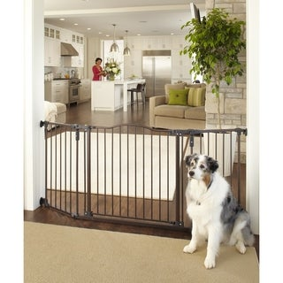Pet Gates Amp Doors Overstock Com Let Your Pets Out Or