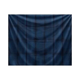 E by Design Pool Stripe Print Tapestry