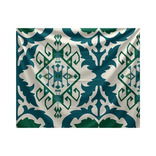 E by Design Bombay 6 Geometric Print Tapestry