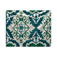 E by Design Bombay 6 Geometric Print Tapestry