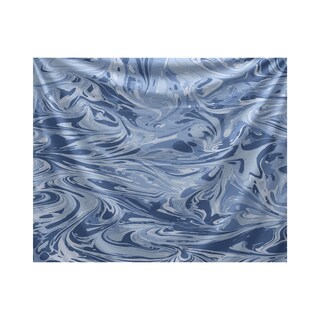 E by Design MAlange Geometric Print Tapestry