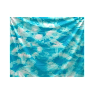 E by Design Chillax Geometric Print Tapestry