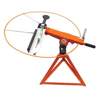 Do-All Outdoors CH334 Orange Aluminum Professional Clay Hawk