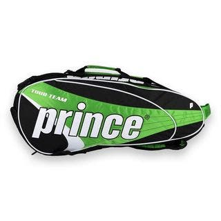 Prince Tour Team Green 6-pack Tennis Bag|https://ak1.ostkcdn.com/images/products/12838163/P19603607.jpg?impolicy=medium
