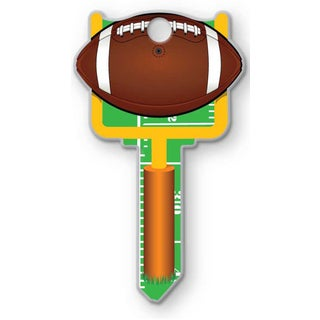 Lucky Line Products E121 Football Key Chain