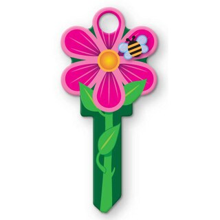 Lucky Line Products E106 Flower Key Chain