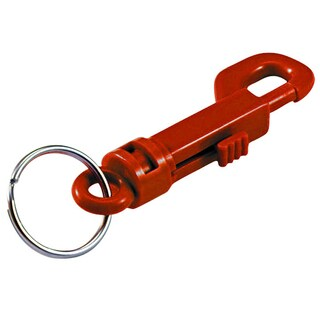 """Lucky Line Products 41501 3-1/2"""" Plastic Key Clip Assorted"""