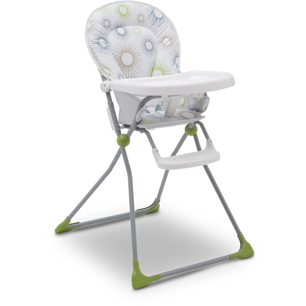 Delta Children EZ Fold Starburst High Chair