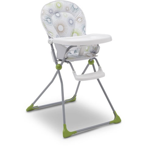 Delta Children EZ-Fold Starburst High Chair