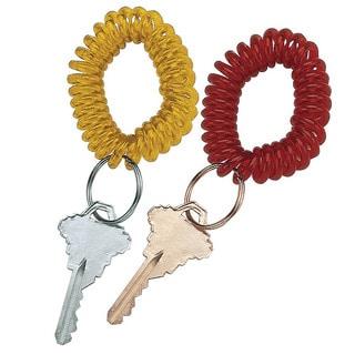 Custom Accessories 37758 Wrist Coil Key Ring